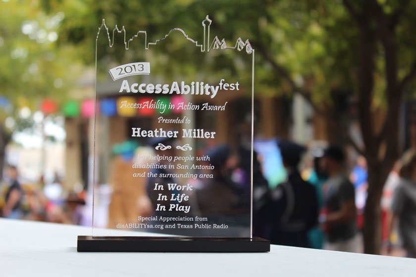 AccessAbility in Action Award